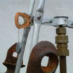 Antenna - dettaglio snodo