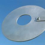 Antenna - dettaglio timone