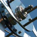 Fenice - dettaglio rotore