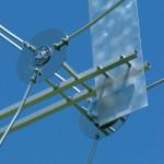 Gemini - dettagio timone e rotori
