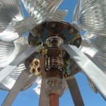 Giostra - dettaglio rotore