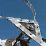 Migale - dettaglio rotore