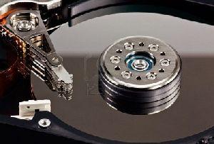 Testina e motore hard disk