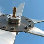 Tornado - dettaglio anteriore rotore